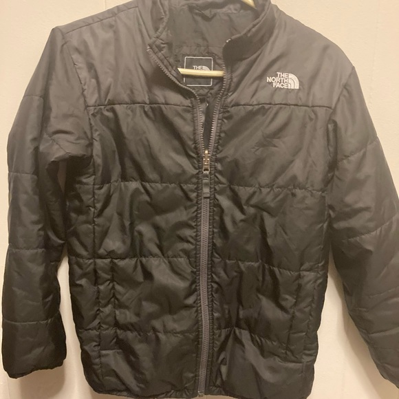 North face jacket for youth boys